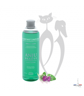 AN704 Shampooing Anju Beaute PURIFIANT CAMPHRE 250ml