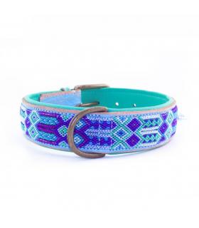 Collier Mexicain Bleu Dwam