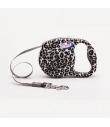 Laisse Enrouleur Animal Leopard Dogness 3 Mètres