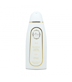 NVSH03 Shampooing Silk Spéçial Poil Long Nina Venezia
