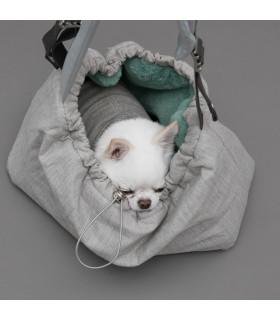 Magic Reversible Bag Beige/Kaki Louisdog