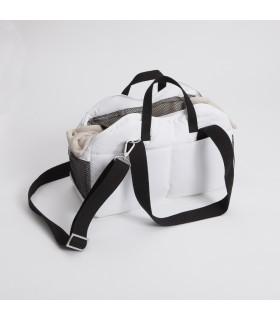 Swag Bag White Louisdog