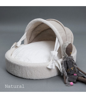 Irish Linen Cradle Louisdog