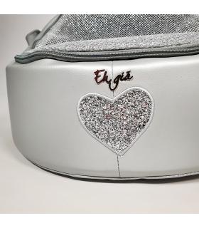 Driving kit en similicuir gris Ehgia