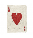 GTT926 Griffoir Carte Coeur Ferribiella