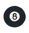 GTT927 Griffoir Balle de Billard Noire Ferribiella