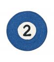 GTT927 Griffoir Balle de Billard Bleu Ferribiella