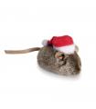AH920/A Souris avec chapeau de Noel pour chat Camon
