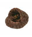 Panier Chausson Fuzzy Pour Rongeur Marron O'lalapets