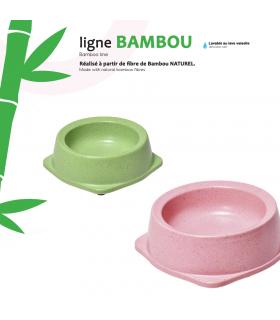 Gamelle Simple pour chien en Bambou 1080.2 Record