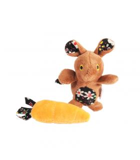 AG013/Q Jouet lapin avec carotte pour chat Camon