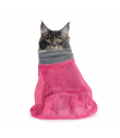 B219 Sac de toilettage pour chat Camon