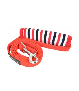 AL1832 Laisse Seaman Rouge Puppia