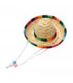 Chapeau de Paille Sombrero Croci