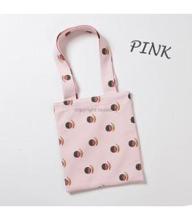 Sac Mommy s Eco Bag / Watermelon Pink Louisdog