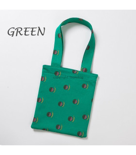 Sac Mommy s Eco Bag / Watermelon Green Louisdog