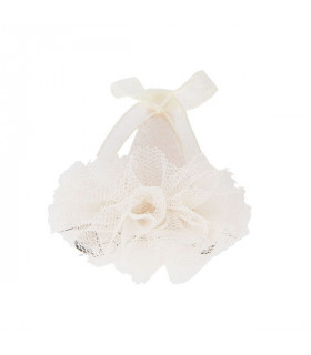 HP7377 Barrette Muse Pinkaholic Ivory