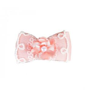 HP7381 Barrette Debbie Pinkaholic Pink