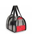 CA606 sac de transport Transparent à façade Rouge Camon