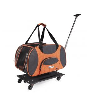 CA652 Sac Trolley Pour chien et chat Camon
