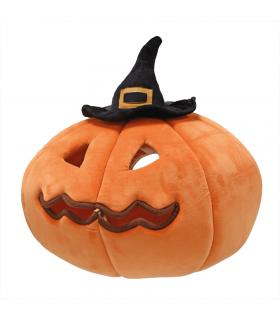 Niche Citrouille d'Halloween pour chien Croci