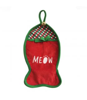 AH920/P Chaussette De Noel à Suspendre pour chat Camon
