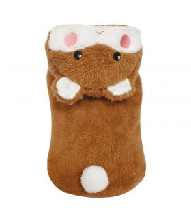 Sweat Hamster Doudou Réversible Croci