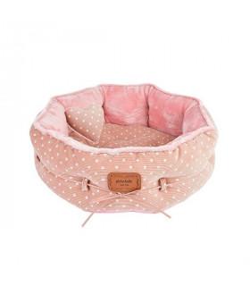 AU7372 Panier Desarae Bed Pinkaholic Pink