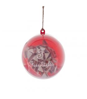 XMas Boules de Friandises à accrocher au Sapin Ferribiella