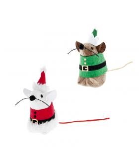 TP1054 Pack de Souris Elfes de Noel Ferribiella