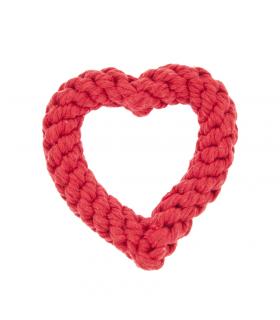 TP1057 Jouet Cœur en Corde Ferribiella
