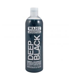 Shampooing Professionnel pour fourrure Noire Wahl