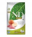 Croquettes N&D Prime sans céréales Saveur Sanglier /Pomme Adulte Mini Farmina