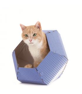 AP3101 Boîte de Jeu Pour Chat United Pets Chloe