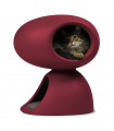 SG5202-BX Niche Design 2 En 1 Bordeaux Pour Chat United Pets