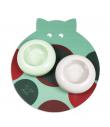 IRV0121 Set de Repas pour Chat United Pets