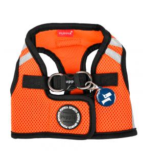 HB1828 Harnais Veste Sport Orange Puppia