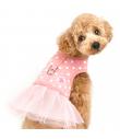 HD7224 Harnais Robe À Pois Rose Ida Pinkaholic