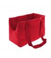 T1115-R Sac de Transport Soft Rouge Essential Ferribiella
