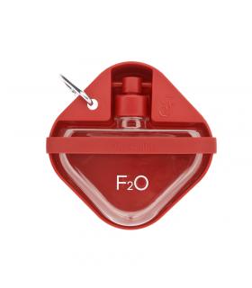 CIO226 Gourdes ultra compacte Rouge F20 Ferribiella