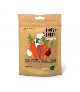 Friandises au poulet et à la carotte Happy farm Croci