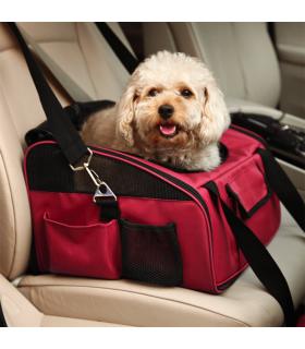 Siège auto Car Bag Rouge Freedog