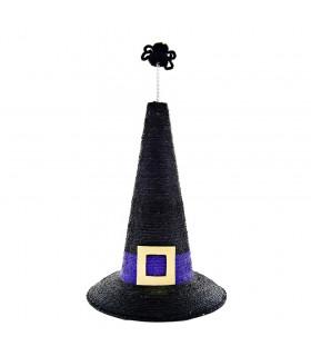 GTT895 Griffoir pour chat Chapeau d'halloween Ferribiella