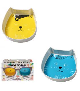 CIO240MEO Gamelle Bowls Meow Chat Ferribiella