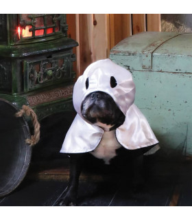 Deguisement de Fantome pour chien Croci