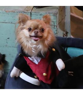 Deguisement de vampie pour chien et chat Croci