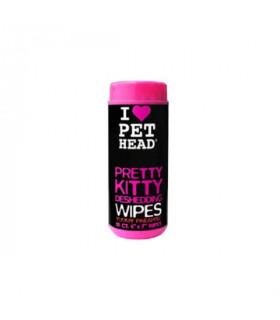PET HEAD -lingettes pour petits chats