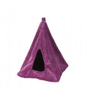 Tipi à suspendre O lala Pets Purple A24
