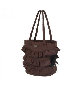 Sac Bag London O lala Pets Brown
