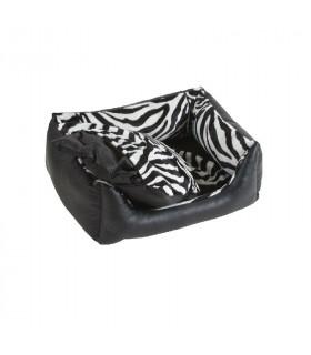 Panier Armani De Luxe O lala Pets Zebra